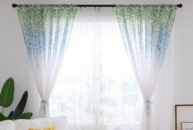 Voile Curtains